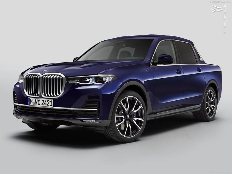 BMW X7 Pick-up Concept (2019)