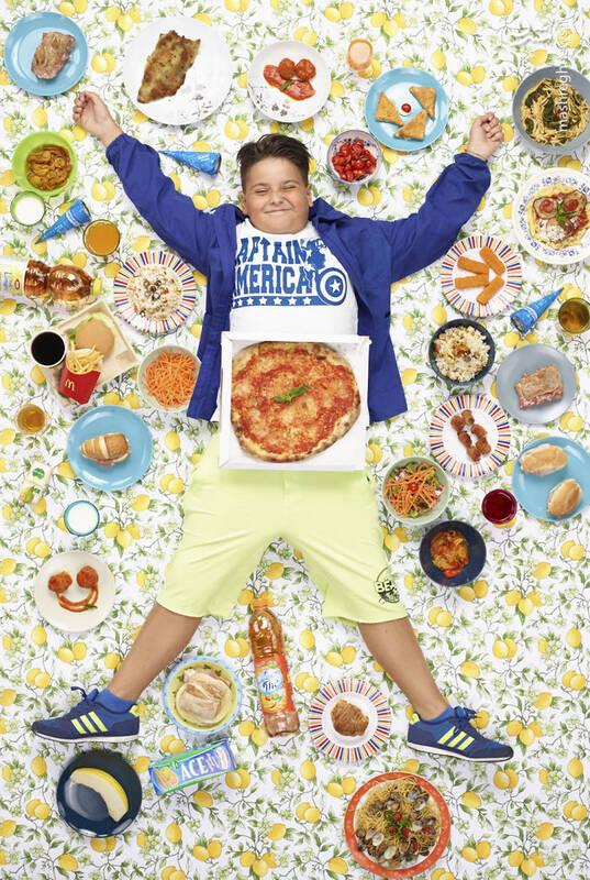 پائولو مندولارو 9 ساله سیسیل ایتالیا