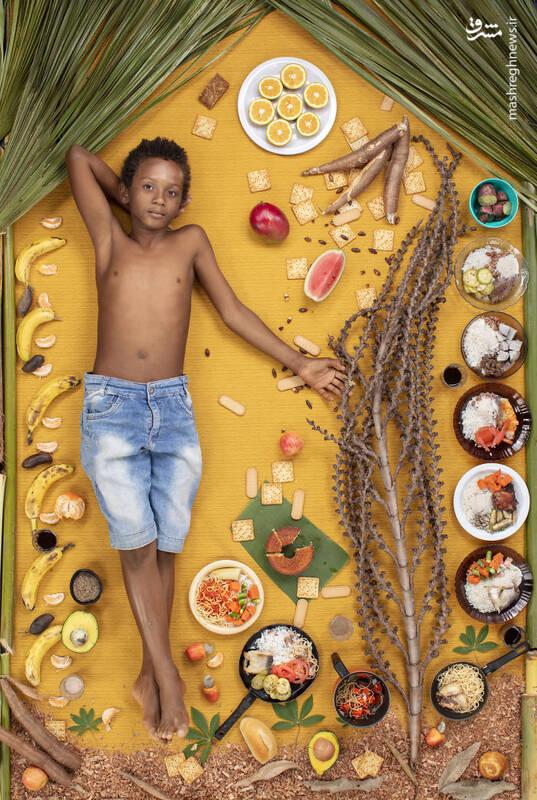 ادمیلسون 11ساله برزیل