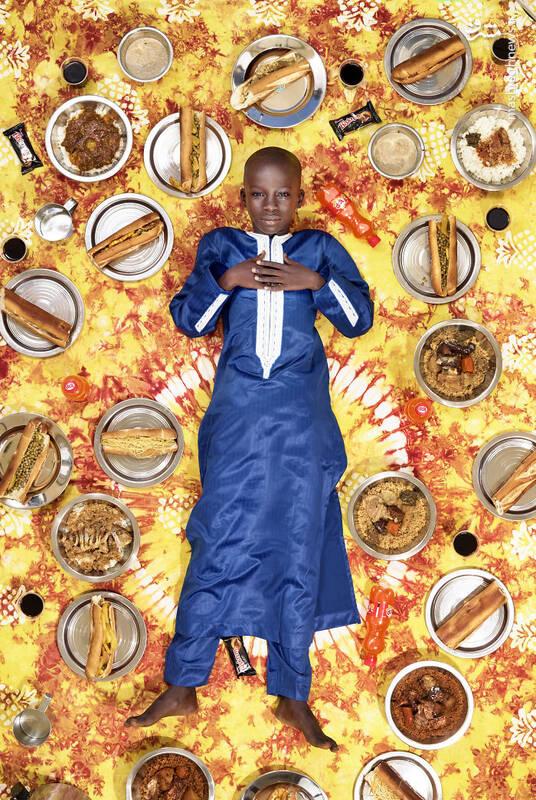 میسا اندای 11 ساله داکار سنگال