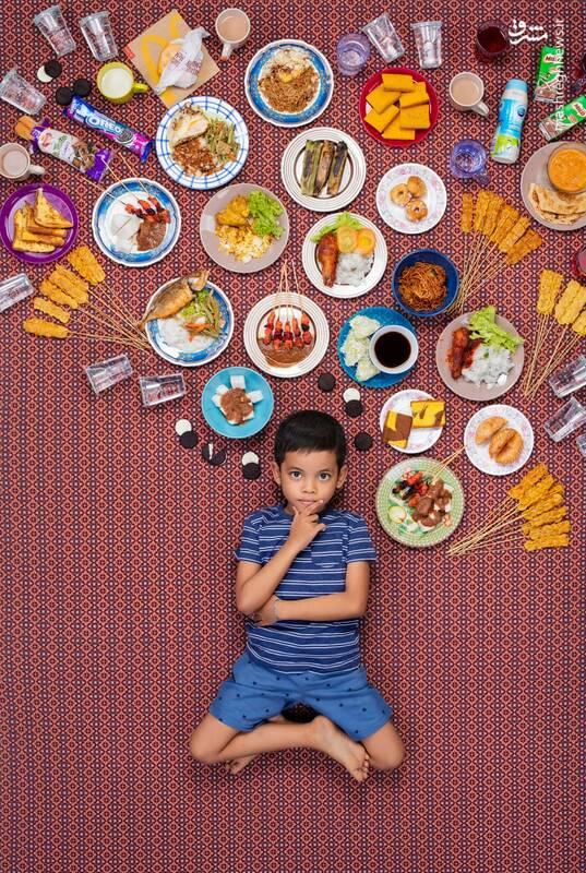 بن رونی 6ساله مالزی