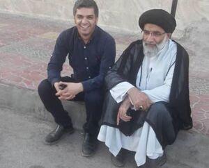 اسکورت و ماشین شخصی نماینده ولی فقیه و امام جمعه اهواز! +عکس