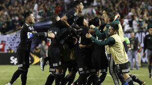 مکزیک با شکست آمریکا قهرمان جام طلایی شد