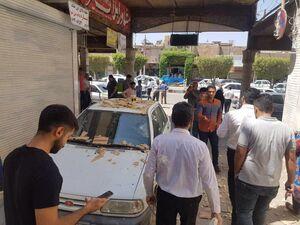 پسلرزههای شدید زلزله مسجدسلیمان +جدول