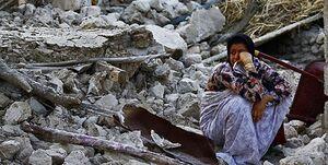 خسارات زلزله در مسجدسلیمان