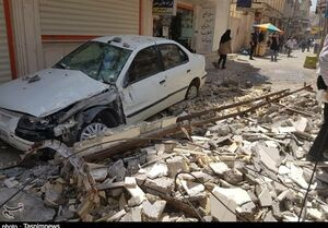 فیلم/ وضعیت یکی از منازل زلزله زده مسجد سلیمان
