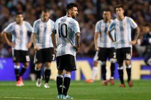 واکنش یوفا به حضور آرژانتین در لیگ ملتهای اروپا