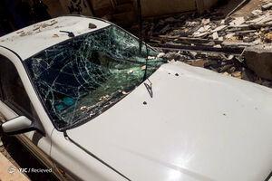 فیلم/ خسارات زلزله در مسجدسلیمان