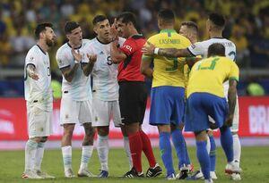 واکنش ستارههای برزیل به ادعای مسی
