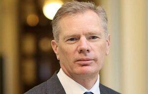 توییت سفیر انگلیس درباره حضورش در تجمع غیرقانونی