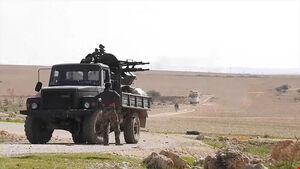 تلاش تروریستها برای جبران شکستها در شمال استان حماه با حملات خمپارهای به مناطق مسکونی + عکس و نقشه میدانی