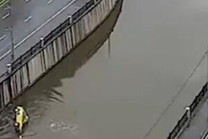 سقوط در رودخانه