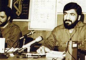 فیلمی قدیمی از توضیحات محسن رضایی درباره کودتای نوژه