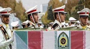 شهادت یک مامور نیروی انتظامی در درگیری با اشرار