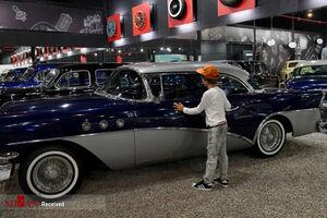 عکس/ دورهمی خودروهای آنتیک در روسیه