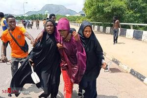 حمله نظامیان نیجریهای به هواداران شیخ زکزاکی