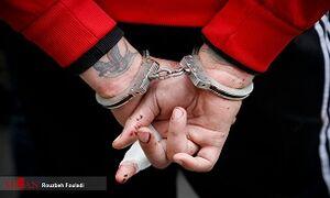 شجاعت سرباز کلانتری در دستگیری خرده فروش مواد مخدر