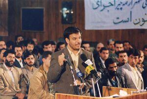 حمله همهجانبه به سردار فرهاد نظری