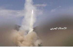 موشکباران مواضع متجاوزان سعودی در جیزان