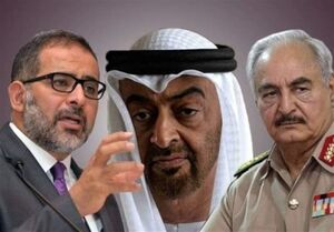 امارات به دنبال کنار زدن حفتر از قدرت در لیبی
