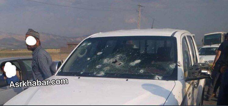 خودروی پاسداران شهید پیرانشهری