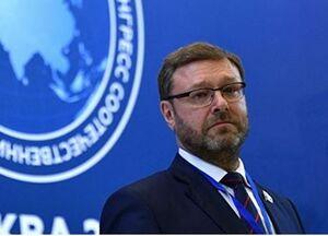 سناتور ارشد روس: توقیف نفتکش حامل نفت ایران غیرقانونی است