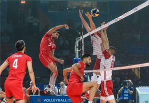 شکست تیم ملی والیبال ایران مقابل لهستان/ برای صعود باید برزیل را ببریم +فیلم