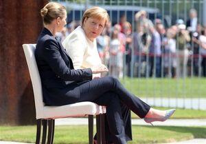 لرزشهای مرکل معمای سیاسی بزرگ آلمان