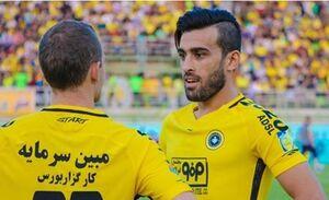 بازیکن سابق استقلال به دسته یک قطر رفت +عکس