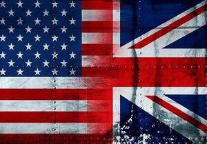 پرچم نمایه انگلیس و آمریکا