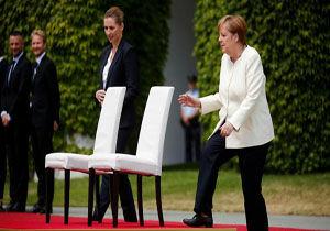 """نگرانی آلمانها درباره وضع سلامت """"مرکل"""""""
