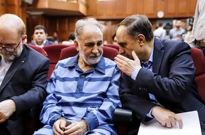 فیلم/ جزئیات نخستین جلسه دادگاه نجفی