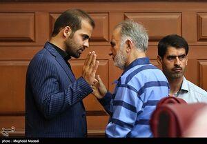 بیرون از دادگاه نجفی چه گذشت؟