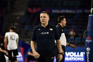 واکنش سرپرست فدراسیون والیبال به احتمال جدایی کولاکوویچ