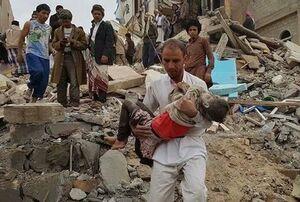 آماری از کشتار سعودیها در یمن
