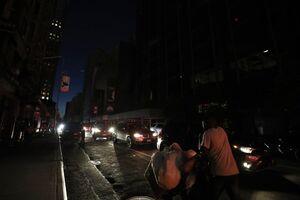 عکس/ تاریکی در قلب نیویورک