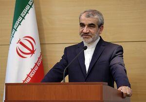 فیلم/ واکنش کدخدایی به ادعای نگاه حزبی شورای نگهبان