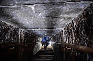 بازگشایی قدیمیترین اهرام مصر