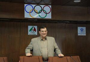 وزارت ورزش: مرادی رئیس وزنه برداری است