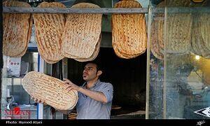 توافق برای افزایش ۲۵ درصدی قیمت نان