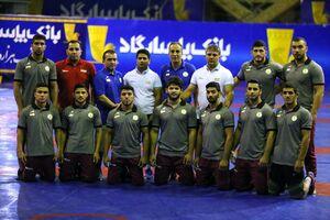 آزادکاران جوان ایران قهرمان آسیا شدند