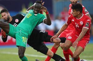 سنگال با غلبه بر تونس در وقتهای اضافه راهی فینال شد