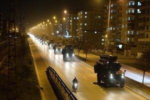 ارسال تجهیزات نظامی ترکیه به نزدیکی مرزهای سوریه