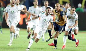 فیلم/ خلاصه دیدار الجزایر 2-1 نیجریه؛ سوپرگل محرز