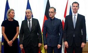 اظهارات وزرای خارجه تروئیکای اروپا درباره برجام
