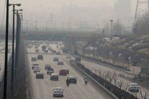 کدام مناطق تهران آلودگی بیشتری دارد؟