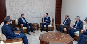 دیدار امیرعبداللهیان با اسد؛ تأکید مجدد دمشق بر حمایت سوریه از ایران