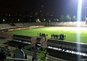 محرومیت ورزشگاه دستگردی از میزبانی لیگ برتر