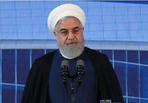فیلم/ روحانی: گام سوم از پس فردا برداشته میشود