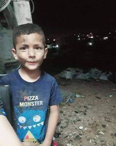 صحنه دلخراش از شهادت پسر بچه 6 ساله +عکس
